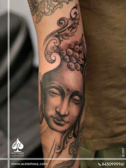 Best-Tattoo-Studio-in-Mumbai-India-Buddha-Tattoo-529x705